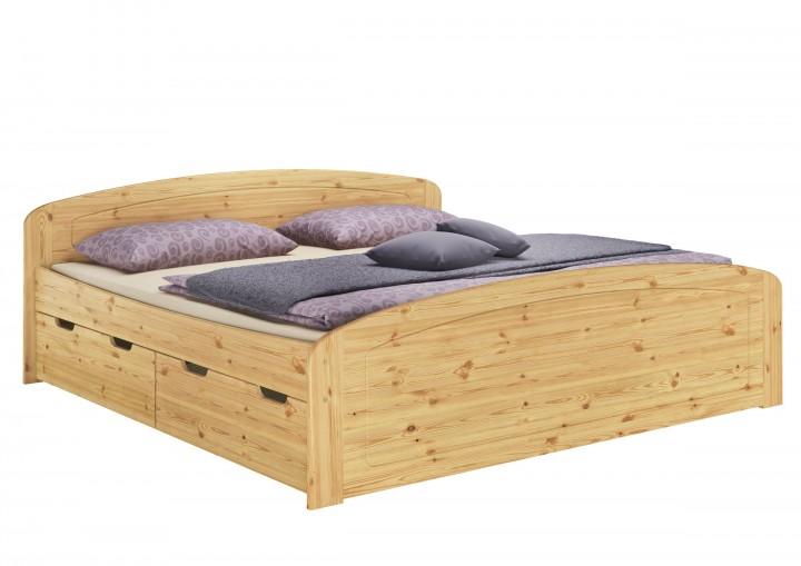 Funktionsbett mit Bettkasten