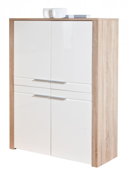 Highboard Sideboard Absoluto 15 Sonoma Eiche Nachbildung 9919500380