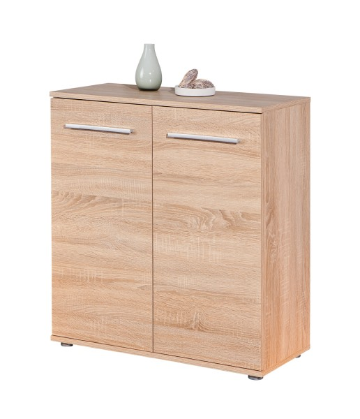 Kommode Highboard Buffet Stettin 11 Sonoma Eiche Nachbildung