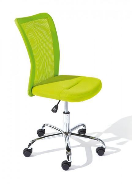 Schreibtischstuhl Fur Jugendzimmer Drehstuhl Bonnie Grun 99 99803156
