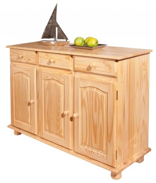 Anrichte Abaco Kommode Massivholz 99 30500010 Erst Holz