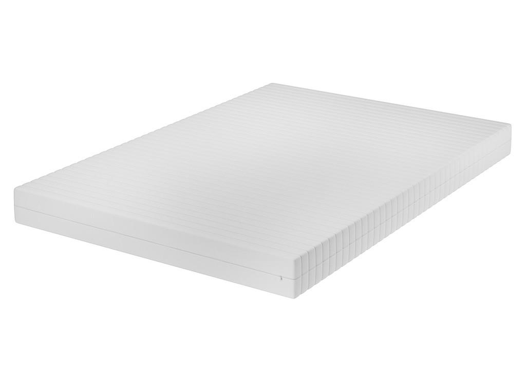 Matratze 120x200 cm Komfortschaum-Matratze Rollmatratze 80.011-12