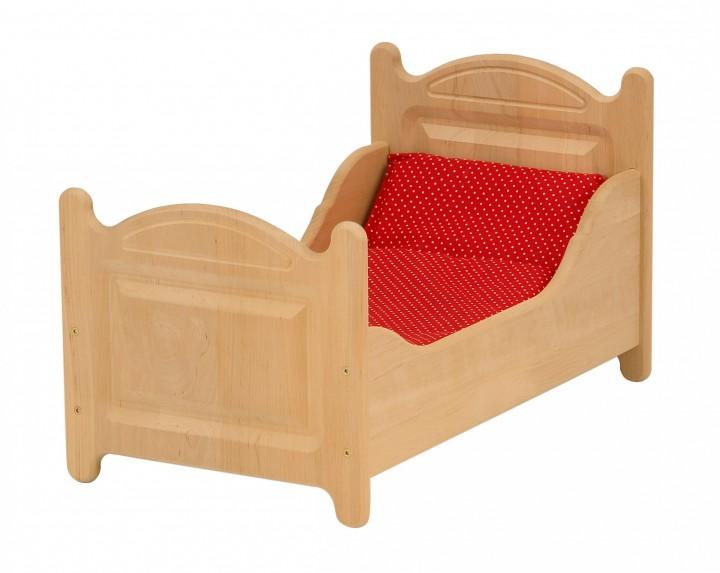 Spielzeug-Puppenbett