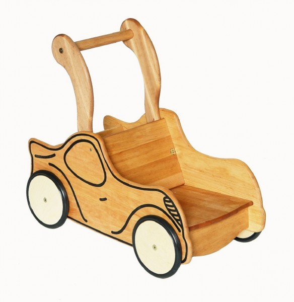 Puppenwagen-Holz