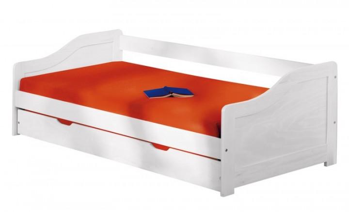 Sofabett Leonie 90x200 Mit 2 Schlafplatzen 99 20900215 Erst Holz