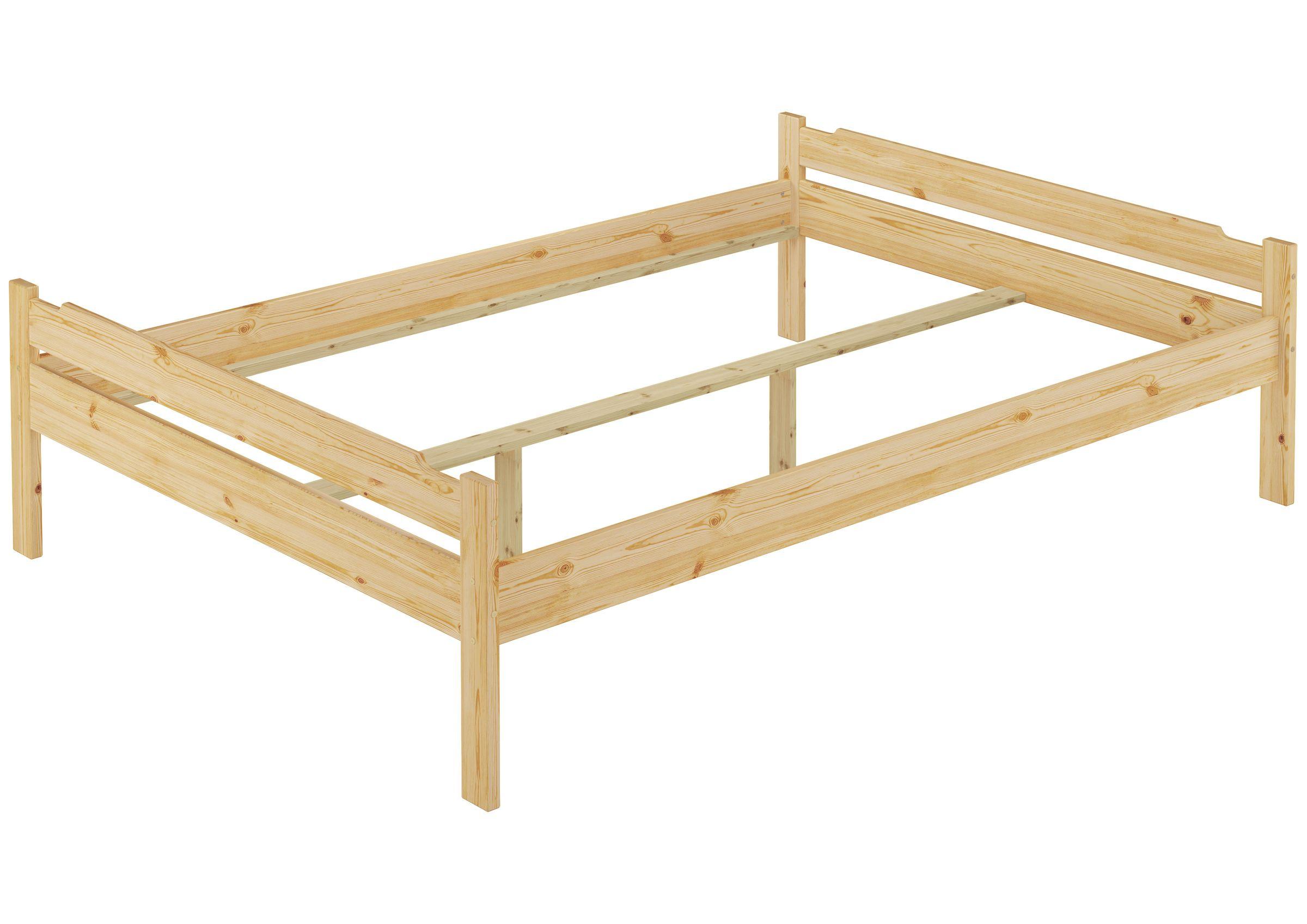 B Ware Möbel : b ware einzel bett kiefer natur 120x200 massivholzbett ~ Watch28wear.com Haus und Dekorationen