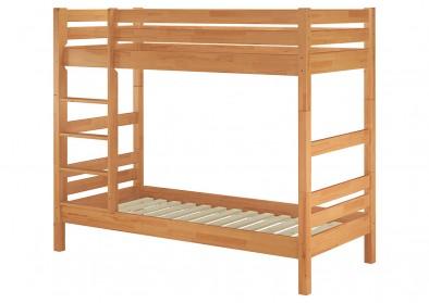 Etagenbett Holz Massiv : Hochbett kiefer massiv gelaugt geölt bett einzelbett