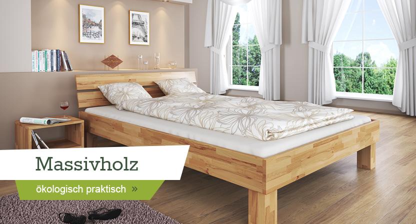 Preiswerte massivholzbetten sofort lieferbar for Preiswerte jugendzimmer