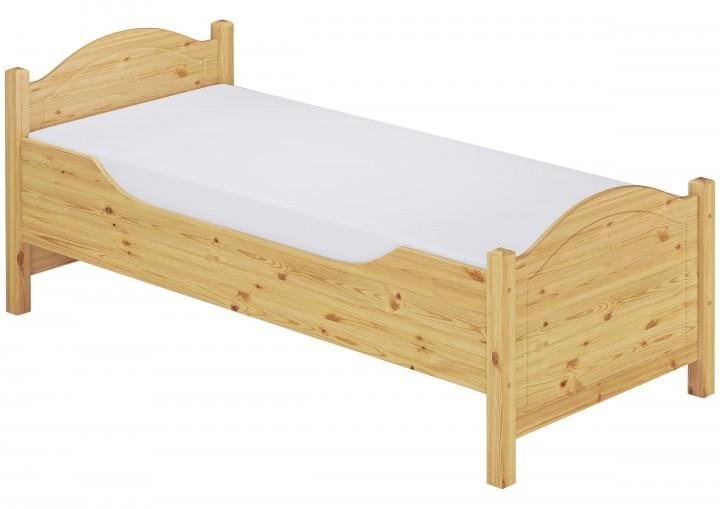 seniorenbett extra hoch federholzrahmen matratze 90x200 bett einzelbett g stebett m fv. Black Bedroom Furniture Sets. Home Design Ideas