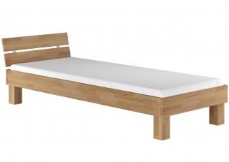 Erst-Holz Tre opzioni a Scelta di futon Giapponese 100x200 in Abete Rosso Oliato V-60.47-10 Accessori:Doghe in Assi di Legno rigide e materassi incl.