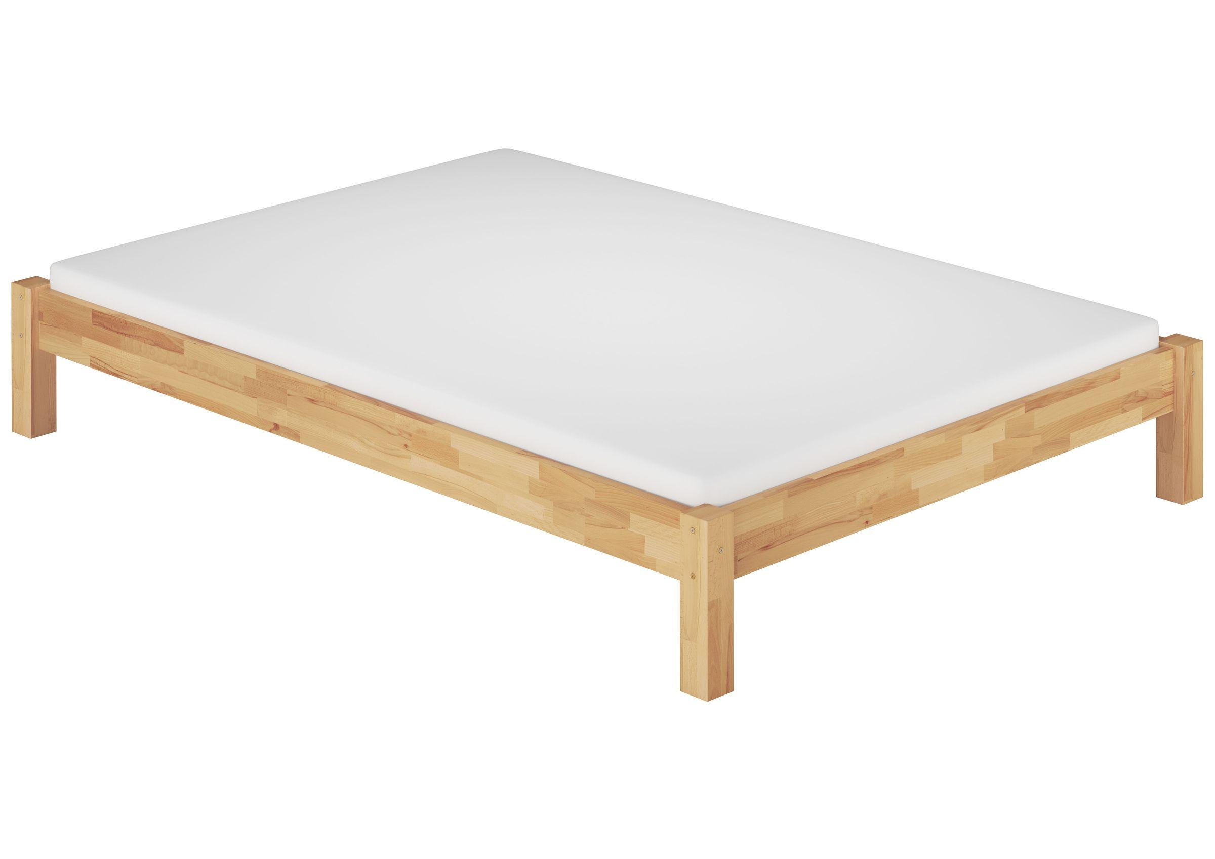 doppelbett ehebett kingsize bett 180x200 buche massiv lattenrollroste matratzen m2. Black Bedroom Furniture Sets. Home Design Ideas