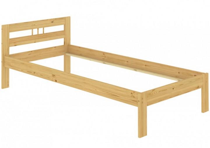 Bettgestell aus Massivholz 100x200 cm | Erst-Holz