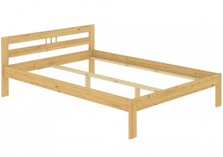 massivholzbett kiefer natur 140x200 doppelbett futonbett. Black Bedroom Furniture Sets. Home Design Ideas