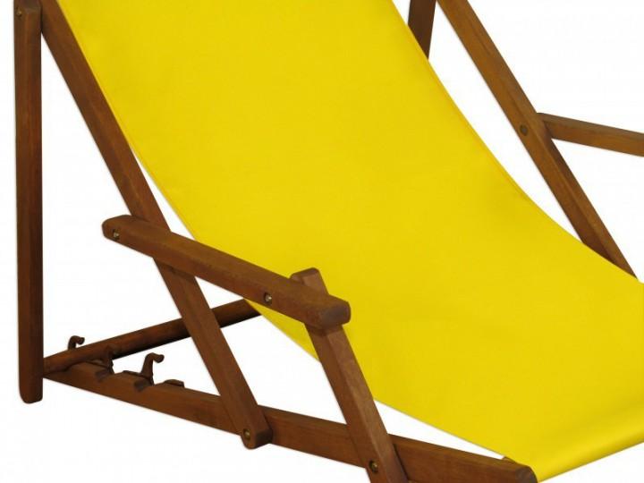 Gartenliege gelb liegestuhl klappbare sonnenliege for Klappbare sonnenliege