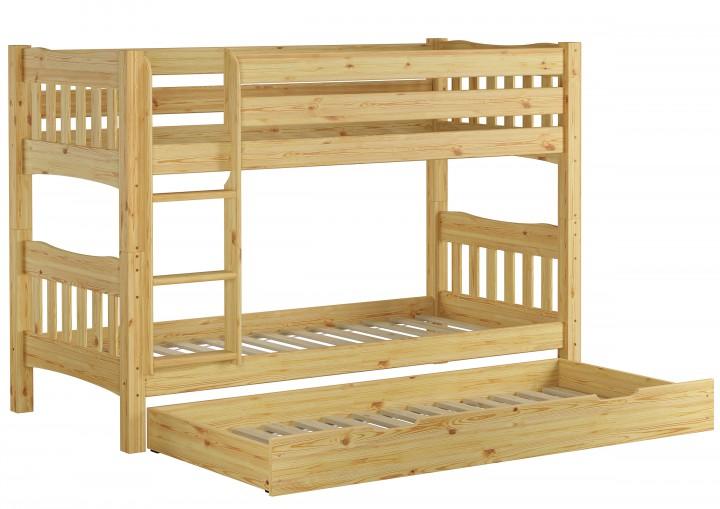 etagenbett kiefer massiv mit rollroste u g stebettkasten kinderetagenbett ni70 s7. Black Bedroom Furniture Sets. Home Design Ideas