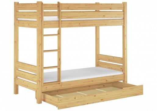 etagenbett f r erwachsene 90x200 nische 100 stockbett. Black Bedroom Furniture Sets. Home Design Ideas