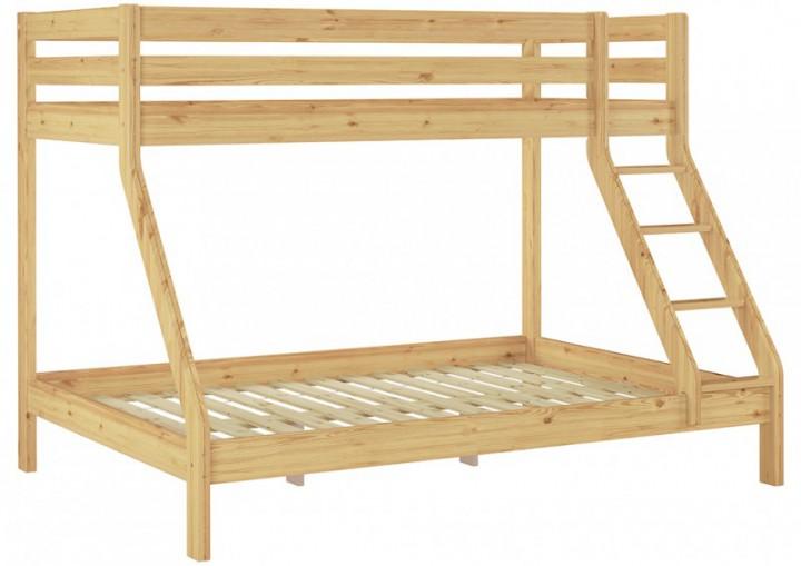 doppelhochbett doppeletagenbett erst holz. Black Bedroom Furniture Sets. Home Design Ideas