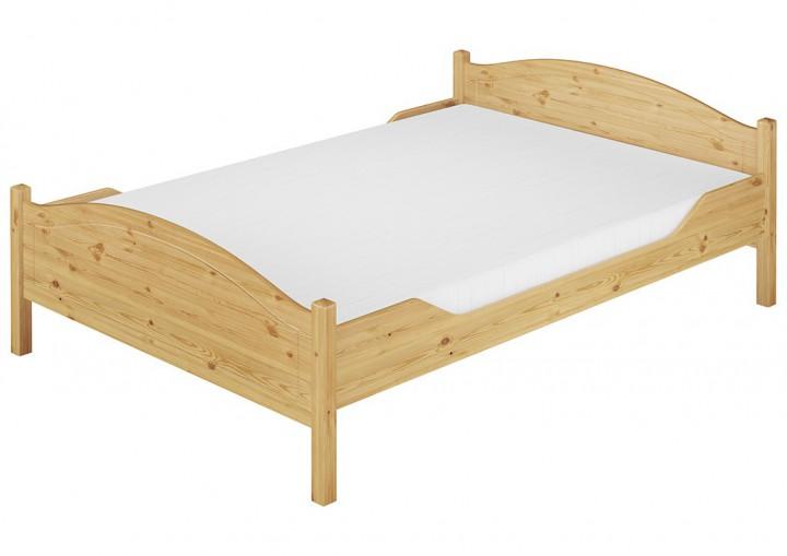 doppelbett kiefer natur 140x200 massivholzbett matratze. Black Bedroom Furniture Sets. Home Design Ideas