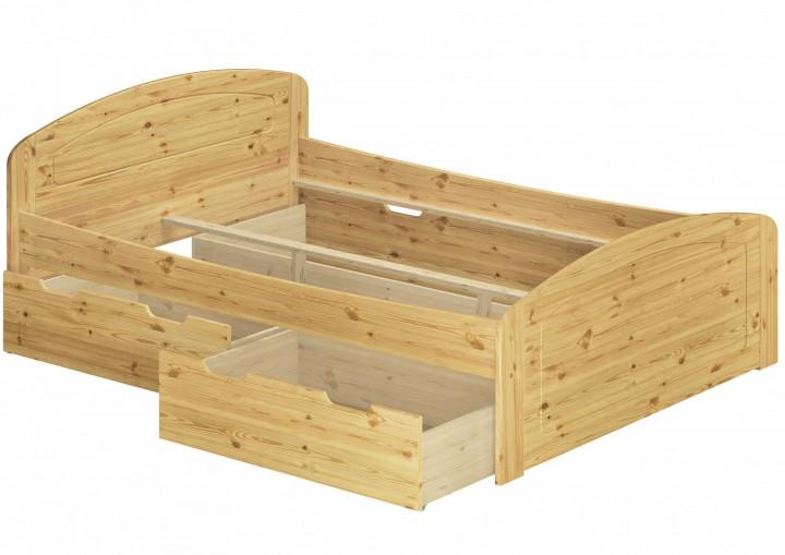 funktionsbett doppelbett 3 bettkasten 180x200 seniorenbett. Black Bedroom Furniture Sets. Home Design Ideas