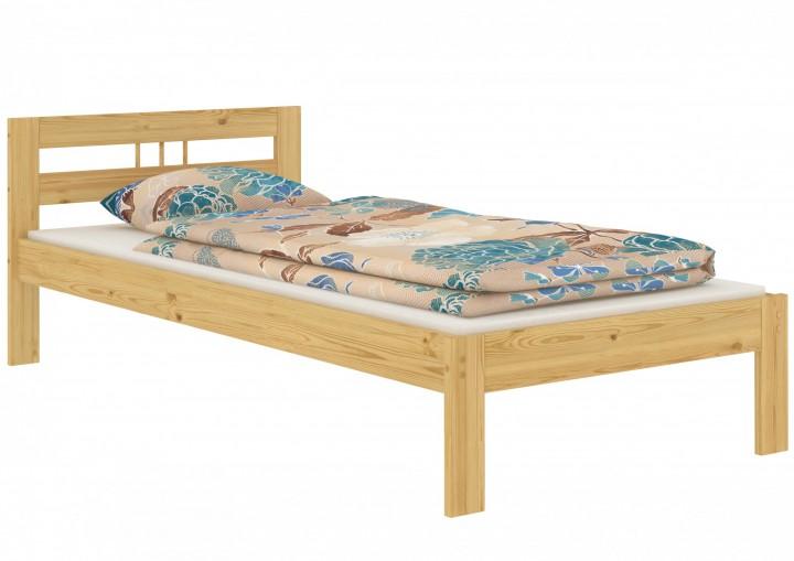 jugendbett 90x190 einzelbett kurzgr e kinderbett kiefer. Black Bedroom Furniture Sets. Home Design Ideas