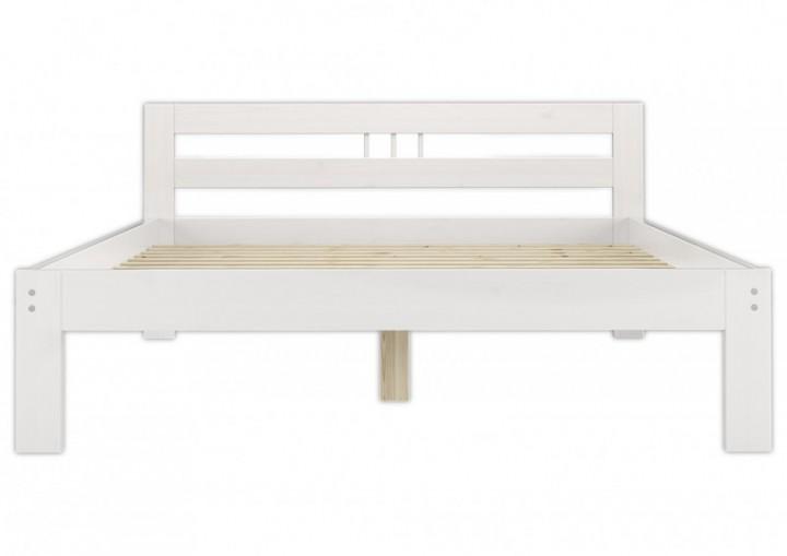 massivholzbett wei kiefer jugendbett einzelbett 120x200. Black Bedroom Furniture Sets. Home Design Ideas