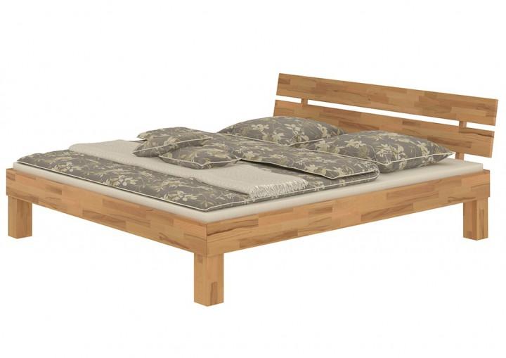 buchebett massiv doppelbett ehebett 180x200 bettkasten. Black Bedroom Furniture Sets. Home Design Ideas