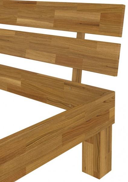 einzelbett 90x200 bett ohne rollrost futonbett singlebett. Black Bedroom Furniture Sets. Home Design Ideas