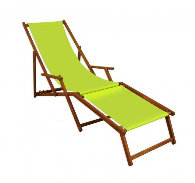 sonnenliege liegestuhl pistazie fu teil gartenliege holz. Black Bedroom Furniture Sets. Home Design Ideas