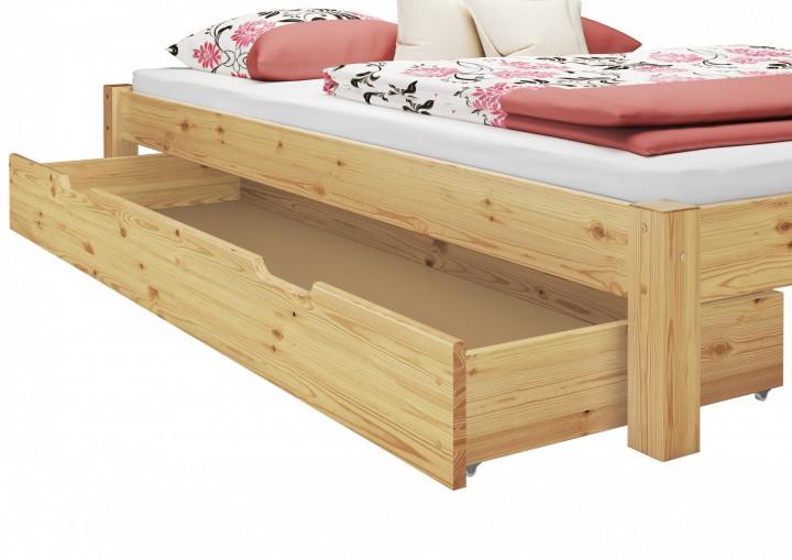 bettkasten f r doppelbetten 3 teilig kiefer natur bettk sten m belart m bel. Black Bedroom Furniture Sets. Home Design Ideas