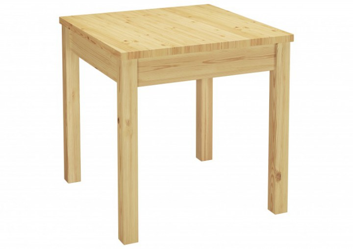9070 52 esstisch esszimmertisch kuchentisch kiefer natur for Küchentisch massivholz