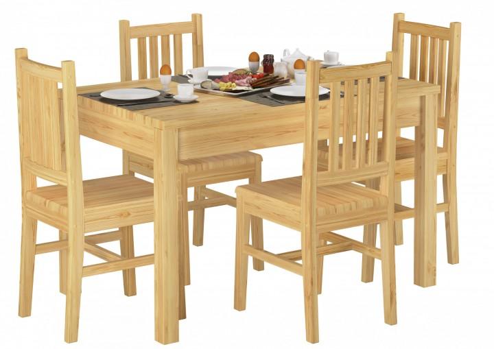 Stuhl kiefer trendy zoom massivholz stuhl kiefer massiv for Küchenstuhl wei