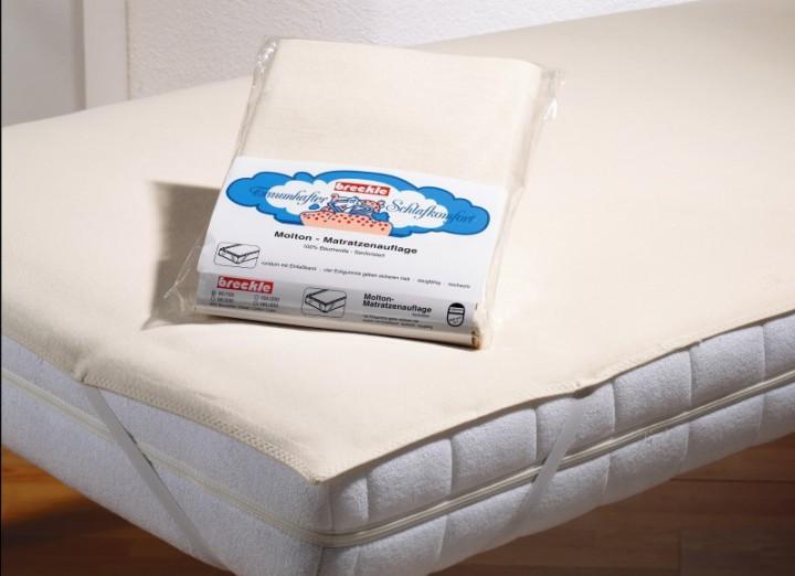 82 2 5902 molton matratzenauflage matratzenschutz matratzenschoner 100x200 cm matratzenzubeh r. Black Bedroom Furniture Sets. Home Design Ideas