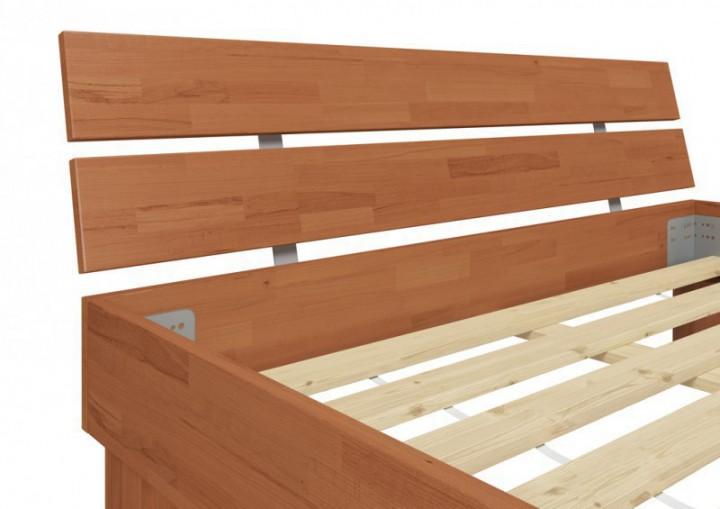 d mt bett massivholz 140x200 cm buche leicht. Black Bedroom Furniture Sets. Home Design Ideas