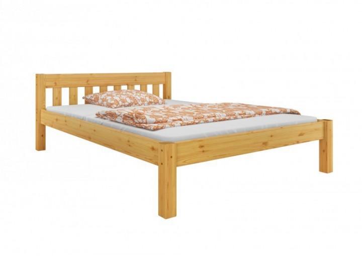 futonbett doppelbett 140x200 bettgestell kiefer natur. Black Bedroom Furniture Sets. Home Design Ideas