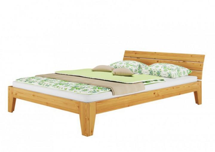 massivholzbett kiefer natur einzelbett futonbett. Black Bedroom Furniture Sets. Home Design Ideas