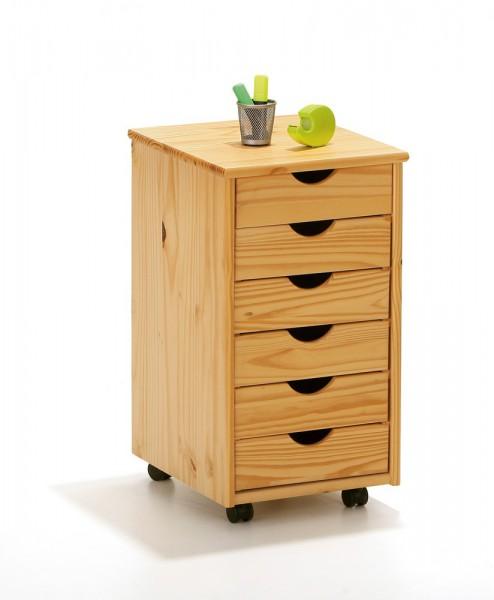 rollcontainer b rom bel massivholz schreibtischzubeh r 99. Black Bedroom Furniture Sets. Home Design Ideas